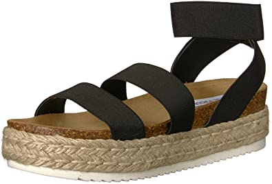 001ab91244 Amazon.com | Steve Madden Women's Kimmie Wedge Sandal | Shoes