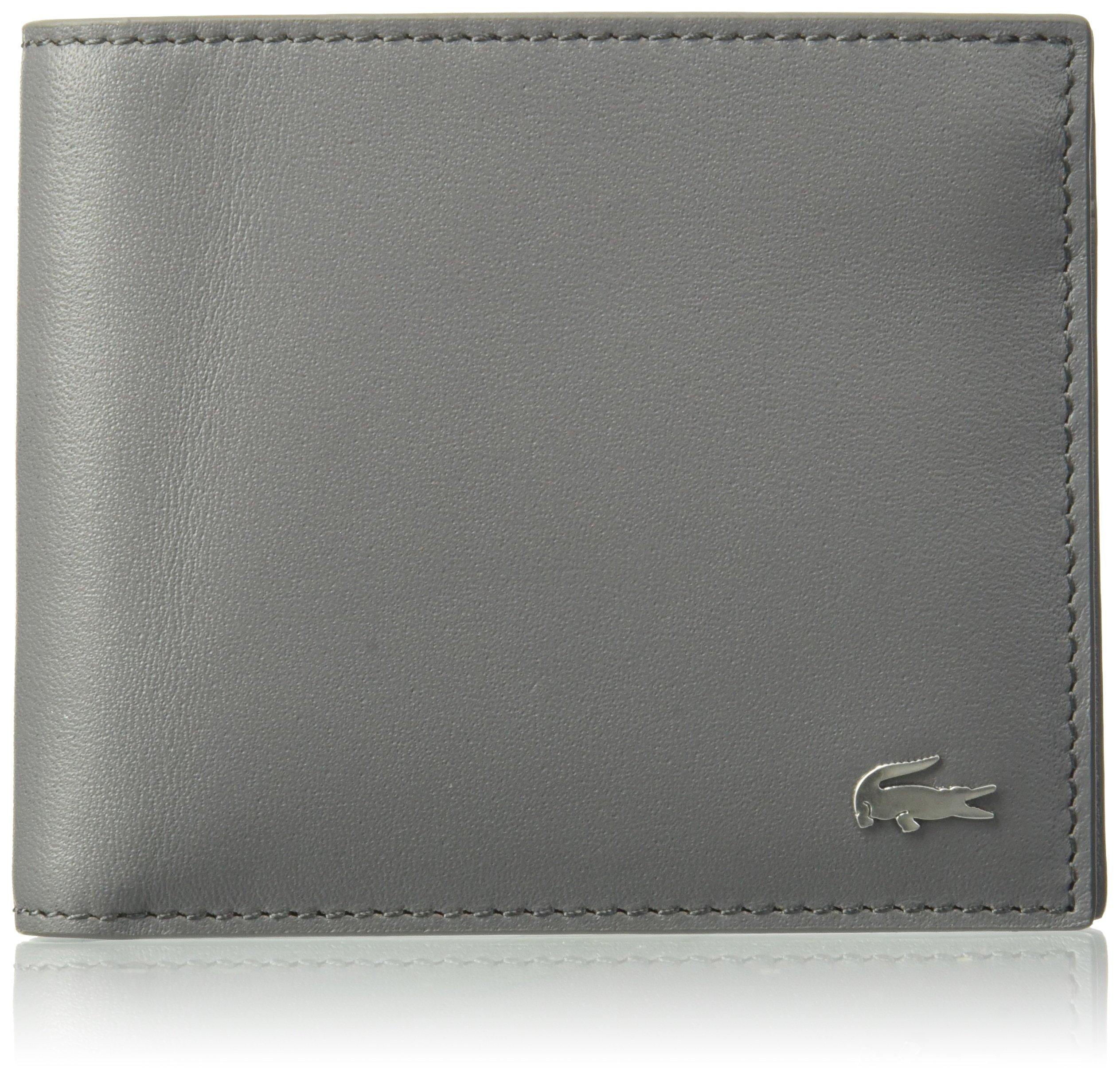 1e2c60fe Galleon - Lacoste Men's Fg Large Billfold & Coin Wallet