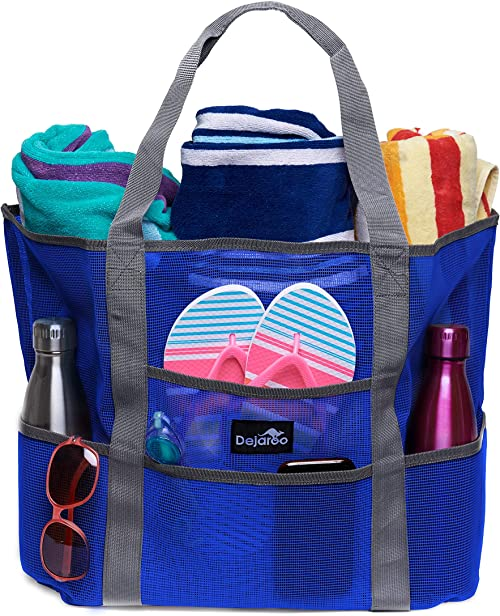Dejaroo Mesh Beach Bag