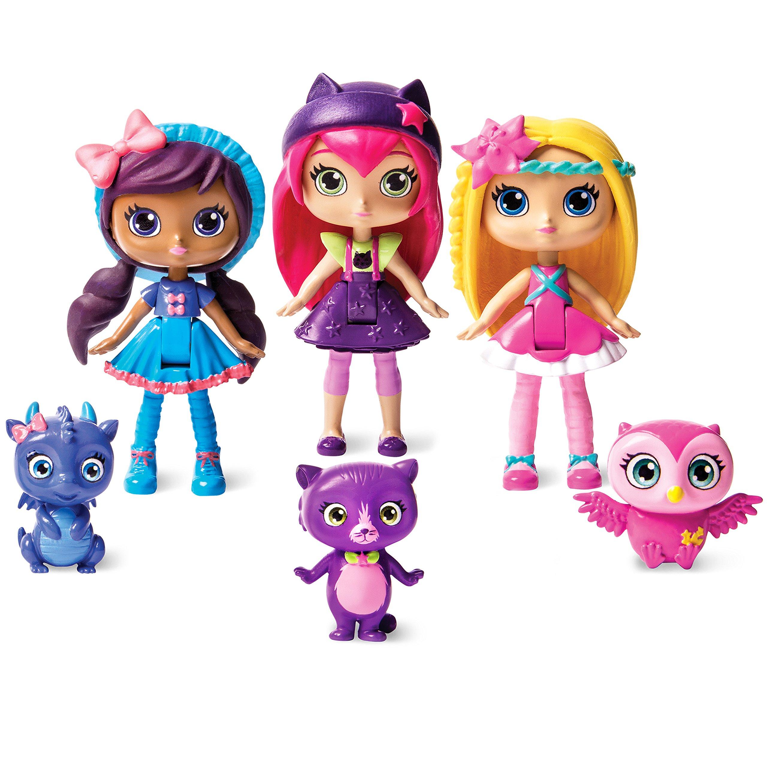 Lot de 3 - Little Charmers Best Friends product image