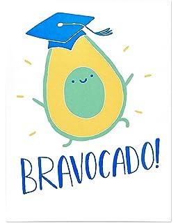 amazon com nobleworks 4956 happy grad funny graduation greeting