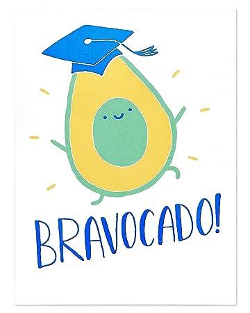 american greetings bravocado graduation card