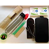 Pax, Kandy, Cleaning Accessory Set- Case, 3in1 Tool, Cache Tube, Grinder & Cleaning Kit