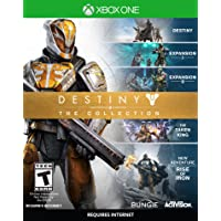Destiny The Collection Standard Edition for Xbox One by Activision
