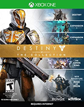 Destiny The Collection Standard Edition for Xbox One