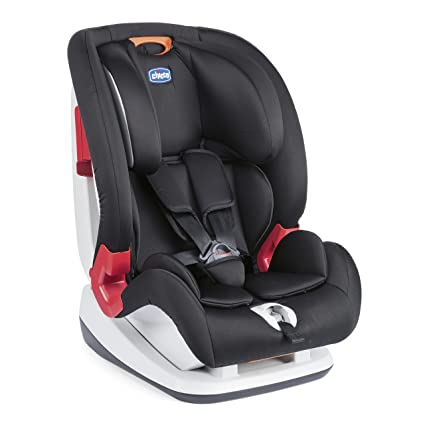 Chicco YOUniverse, Silla de coche grupo 1/2/3, negro: Amazon ...