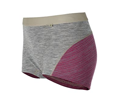 Janus 100% Merino Wool Women s Boxer Shorts Machine Washable Made in Norway  (XSmall 0047d83862