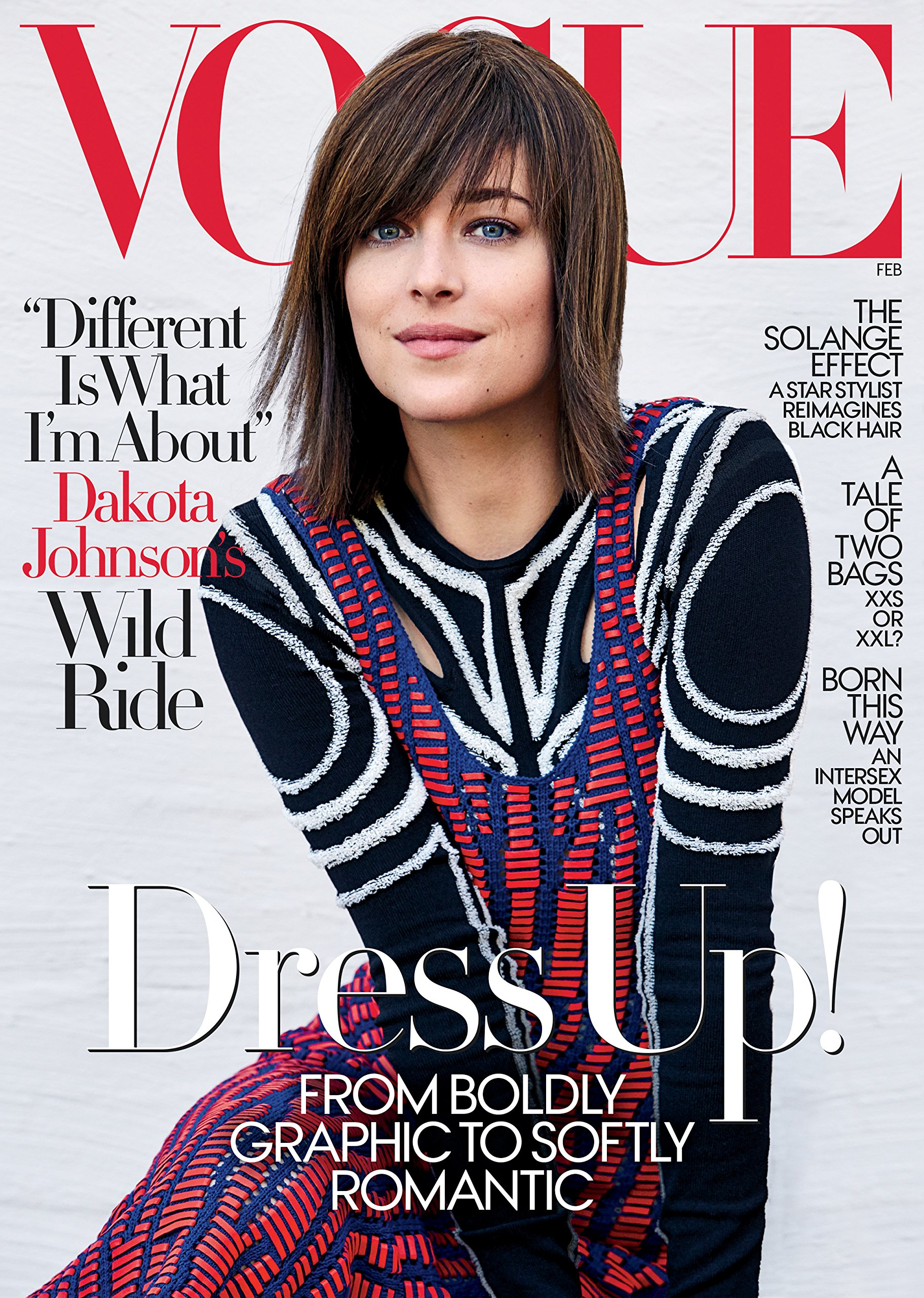 Vogue February 2017 Issue Single Issue Magazine – 2017 25f3fc22a