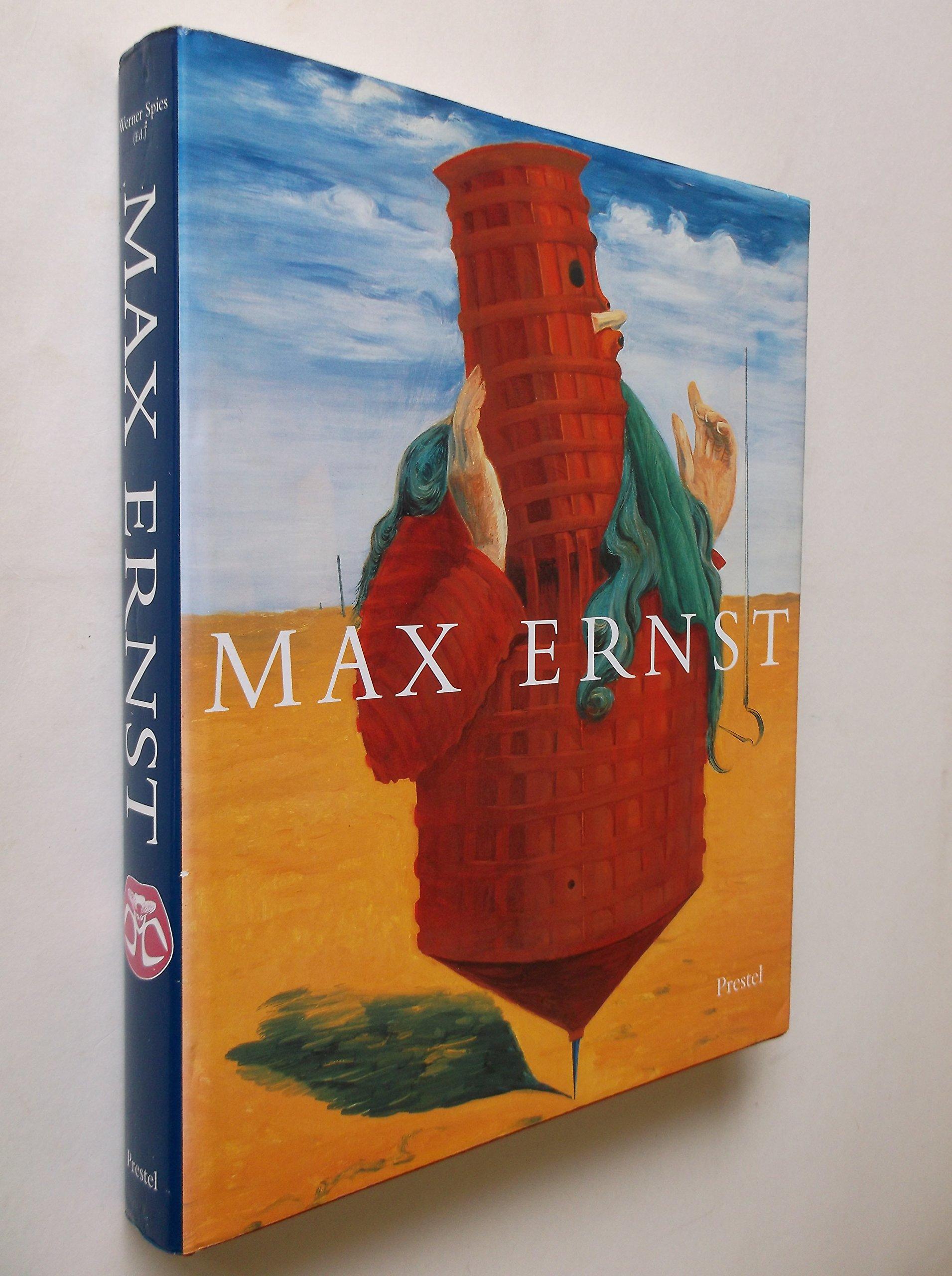 max ernst a retrospective art design