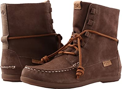 Sperry Coil Hook Suede rAIcLHbX
