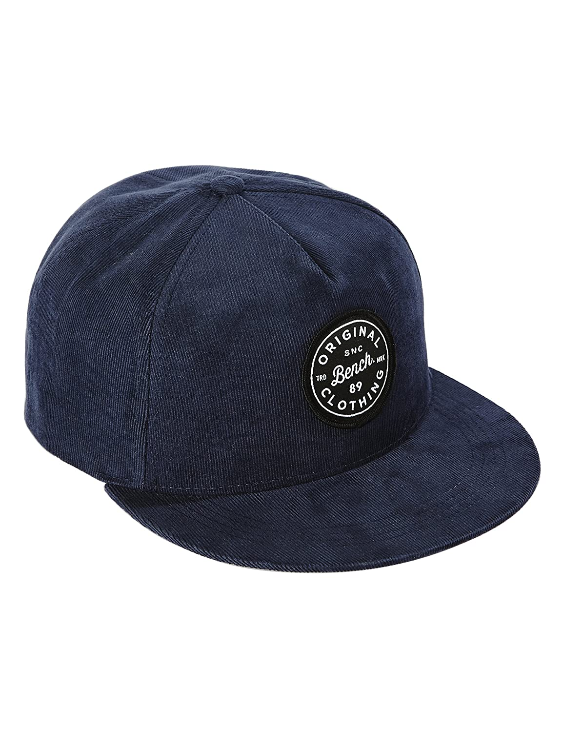 Bench Interest Fabric Cap Gorra de béisbol, Azul (Dark Navy Blue ...