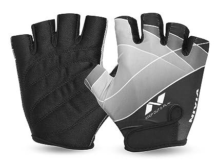 newest 30ce5 db140 Nivia Crystal Gym Gloves (S)