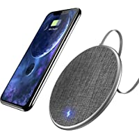Auckly 10W Jean Fabric Wireless Charger