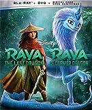 RAYA AND THE LAST DRAGON - 2-DISC BD BILINGUE MULTI-SCREEN EDITION (BD_DVD_DIGITAL CODE) [Blu-ray]