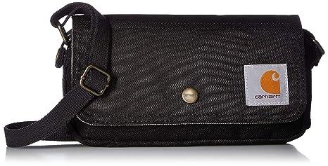 9b55a2c1a Amazon.com  Carhartt Legacy Women s Essentials Crossbody Bag and ...