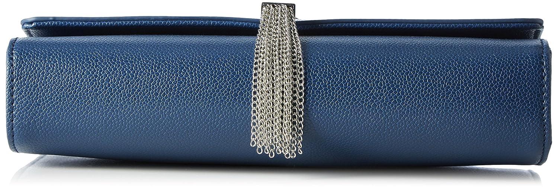 Valentino by Mario ValentinoDivinaMujerCarteras de manoAzul (Blu)4.5x12x27 centimeters (B x H x T): Amazon.es: Zapatos y complementos