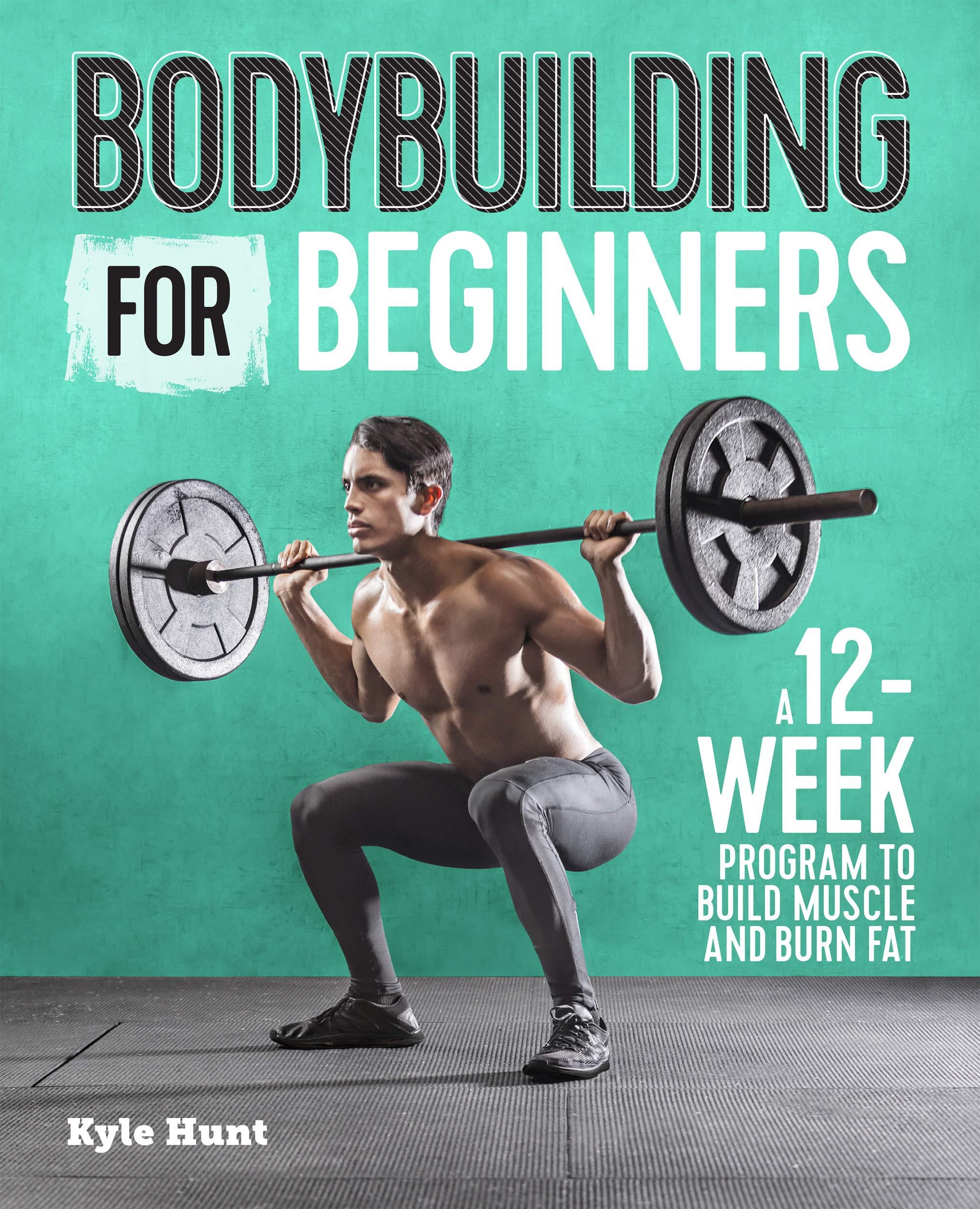 Bodybuilding Beginners 12 Week Program Muscle product image