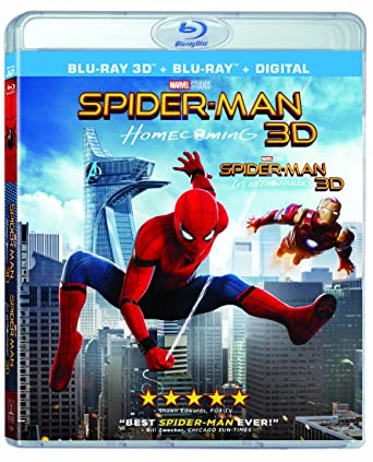 Spider-Man Homecoming 2017 BDRip 720p 1.5GB Hindi Audio Org DD 5.1 MKV