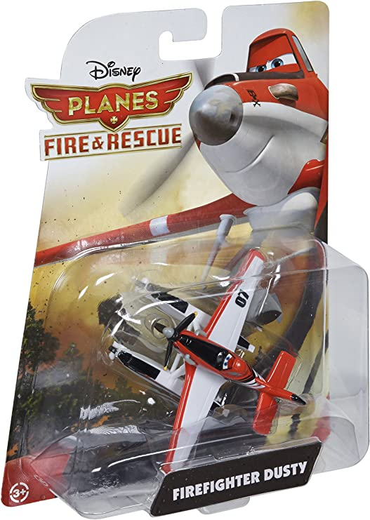 Mattel Disney Planes 2 3er Set Fire Fighter Dusty Leadbottom,Pontoon Dusty
