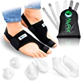 NYPOT Bunion Corrector for Women and Men - Orthopedic Bunion Splint, Hammer Toe Straightener for Women, Turf Toe Brace…