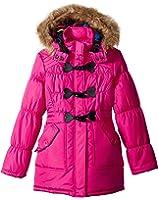 Urban Republic Big Girls' Polyester Fill Toggle Closure Jacket