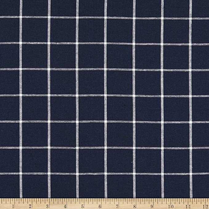 Fabric Sold by Half Yard Increments Robert Kaufman Essex Solid in Cadet Blue E014-1058 Cut Continuously