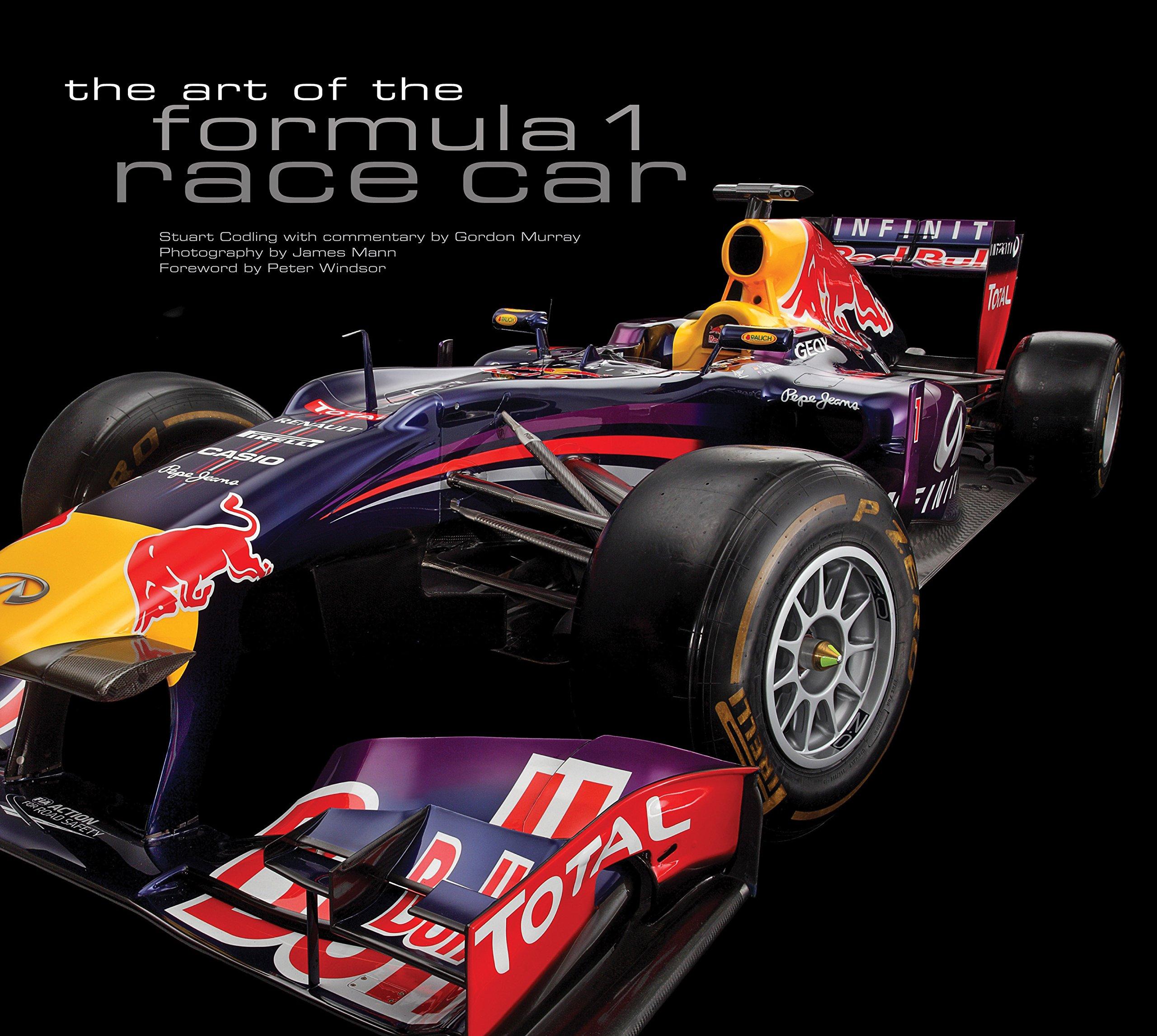 Genial The Art Of The Formula 1 Race Car: Stuart Codling, James Mann, Peter  Windsor, Gordon Murray: 0752748346079: Amazon.com: Books