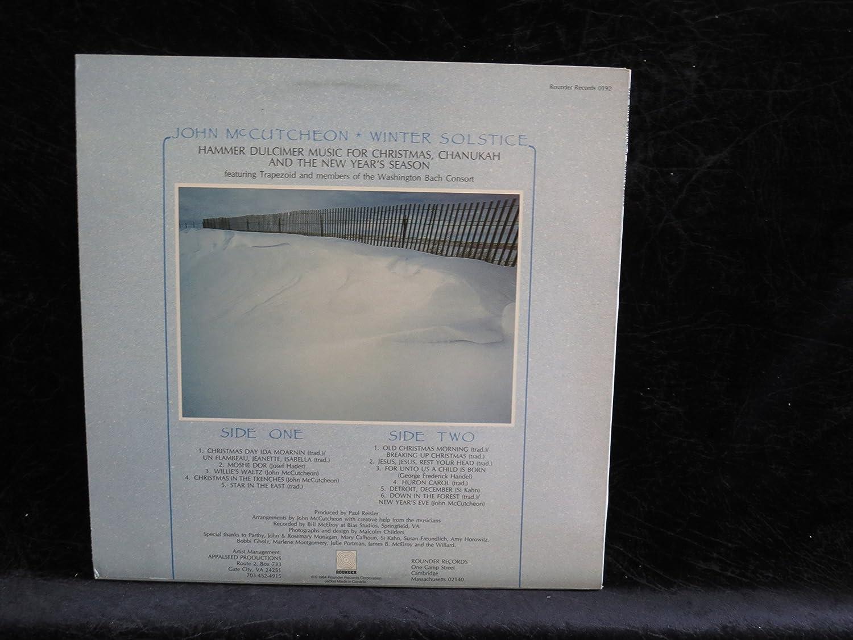 Winter Solstice (USA 1st pressing vinyl LP) - Amazon.com Music