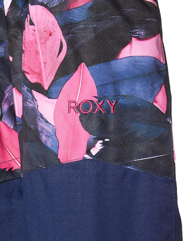 Roxy Frozen Flow-Chaqueta para Nieve para Chicas 8-16 Ni/ñas