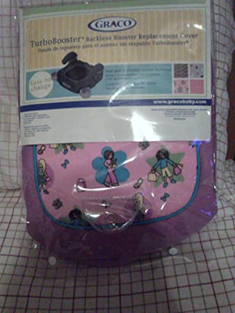 Graco Backless Booster Replacement Seat Cover