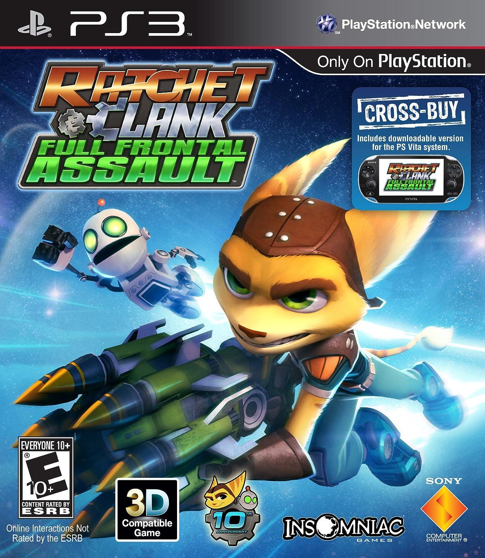 Ratchet & Clank- Full Frontal Assault