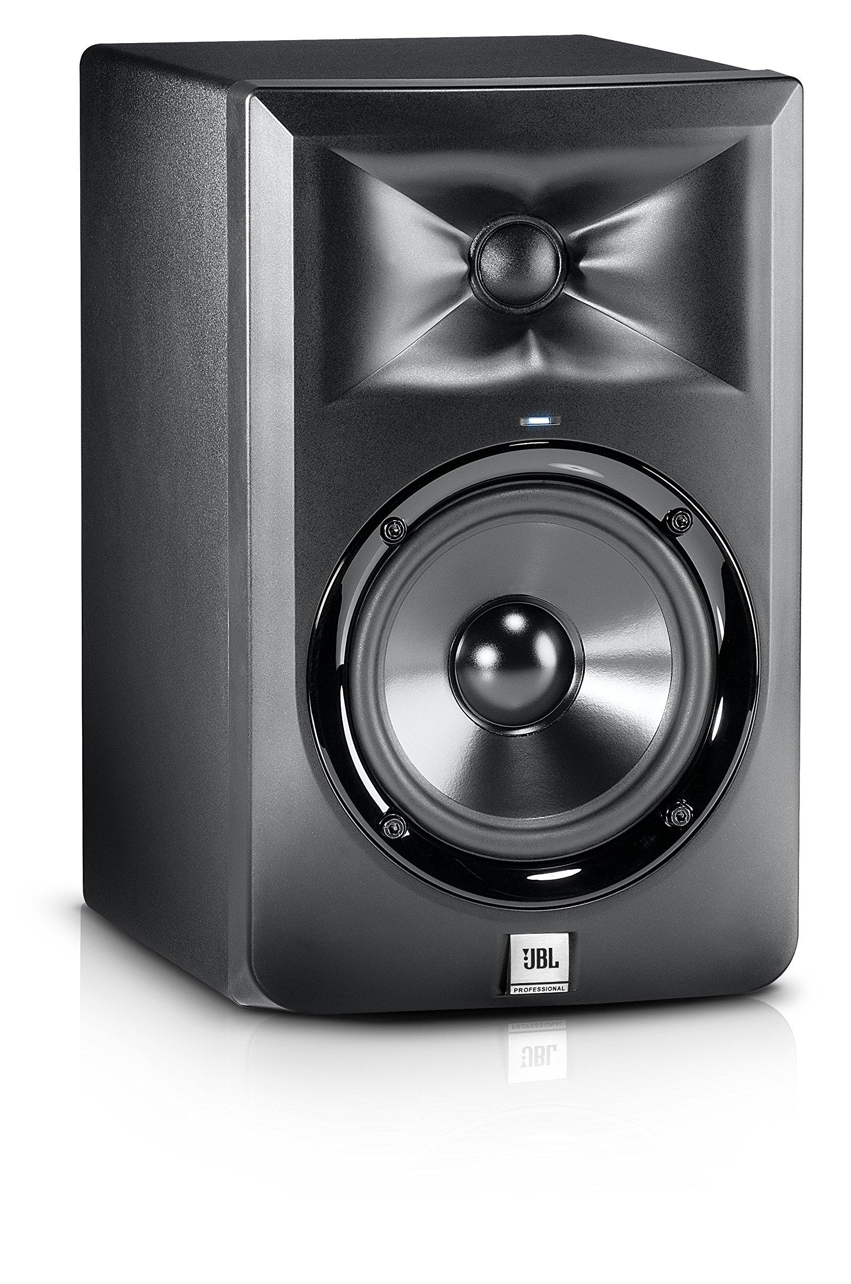 JBL Professional LSR305 First-Generation 5'' 2-Way Powered Studio Monitor (LSR305)