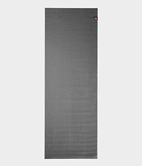 Manduka eKO Superlite Yoga Travel Mat – 1.5mm Thick Travel Mat for Portability, Eco Friendly and Made from Natural Tree Rubber. Superior Catch Grip ...