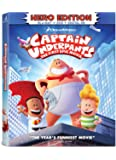 Captain Underpants: The First Epic Movie [USA] [Blu-ray]