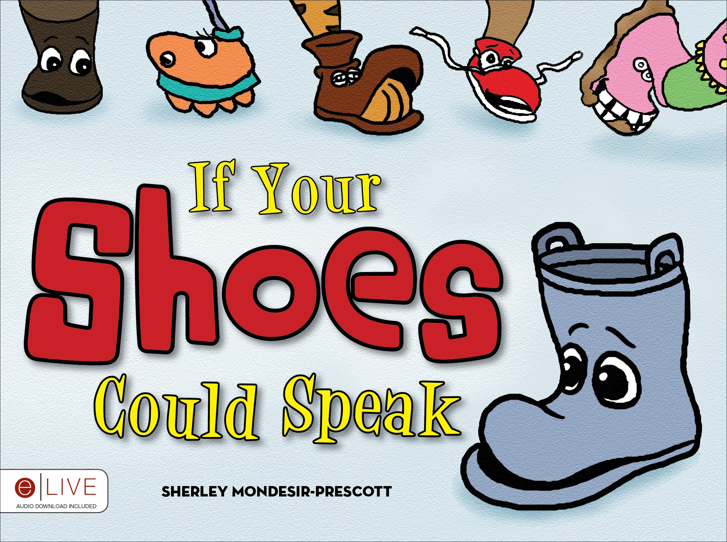 If Your Shoes Could Speak pdf epub