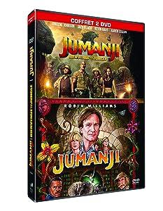 Jumanji : Bienvenue dans la jungle [Francia] [DVD]