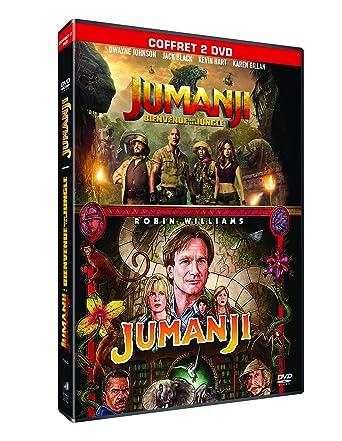 Jumanji : Bienvenue dans la jungle [Francia] [DVD]: Amazon.es ...