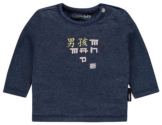 Noppies Baby-Jungen B Tee Ls Wasco Langarmshirt