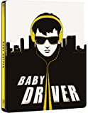 Baby Driver - Il Genio della Fuga (Steelbook) (Blu-Ray)