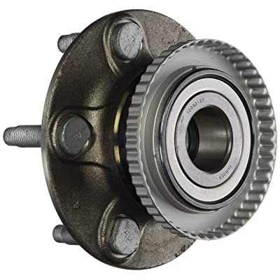 Timken 512107 Axle Bearing and Hub Assembly: Automotive