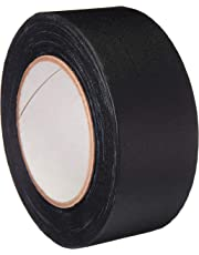 AmazonBasics Gaffers Tape - 2 Inch x 90 Feet, Black