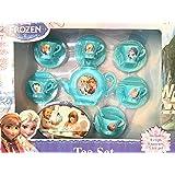 Disney Frozen Elsa & Anna Mini 13 Pcs Tea Set