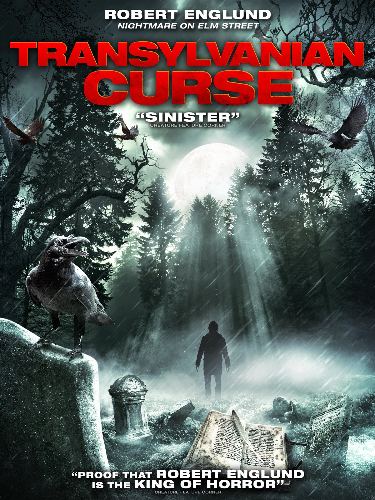 Transylvanian Curse on Amazon Prime Video UK
