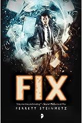 Fix ('Mancer Book 3) Kindle Edition