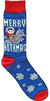 Star Wars Men's Crew Christmas Socks Shoe Size 6-12
