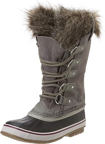 SOREL Kids Youth Girls Joan of Arctic Knit Waterproof Leather Pink New 1 2 3 4 5