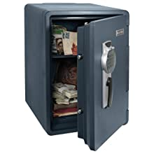 2096DF Waterproof Fire Safe with Digital Lock