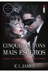 Cinquenta tons mais escuros - Capa Filme (Com Conteúdo Extra) (Cinquenta tons de cinza Livro 2) eBook Kindle