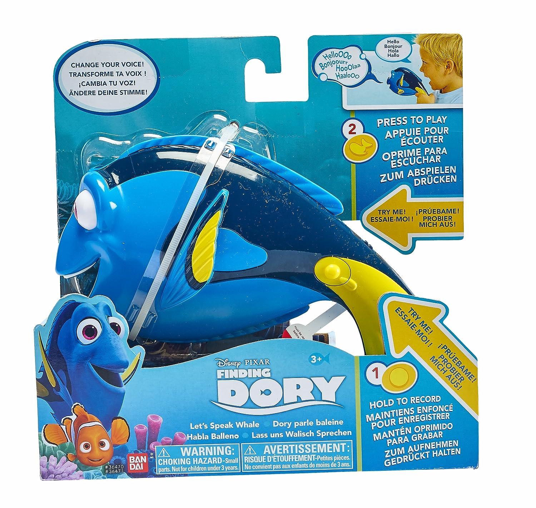 Giochi Preziosi Finding Dory Pesce interattivo, FND15000 No Name Toyland