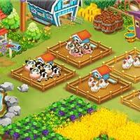 Farm Adventure Game : Top Farming Simulator Game